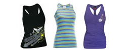 Fitness/DanceFitness & Zumba Dámska kolekcia Topy