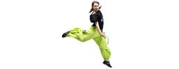Fitness/DanceFitness & Zumba Dámska kolekcia