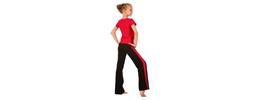 Tanečné oblečenie Deti Športové oblečenie
