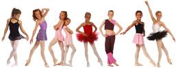 Tanečné oblečenie Deti