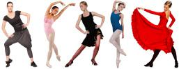 Tanečné oblečenie Dospelí