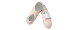 Tanečné topánky Deti Baletná obuv