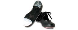 Tanečné topánky Dospelí Steperská obuv