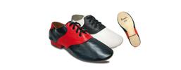 Tanečné topánky Dospelí Swingová obuv