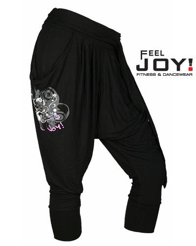 Feel JOY! Detské tanečné nohavice FREESTYLE 7 8 - 11021 500e27de49e