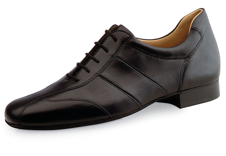 Tanečné topánky Dospelí Spoločenkárska obuv (LATINO)  Werner Kern NAPPASCHWARZ