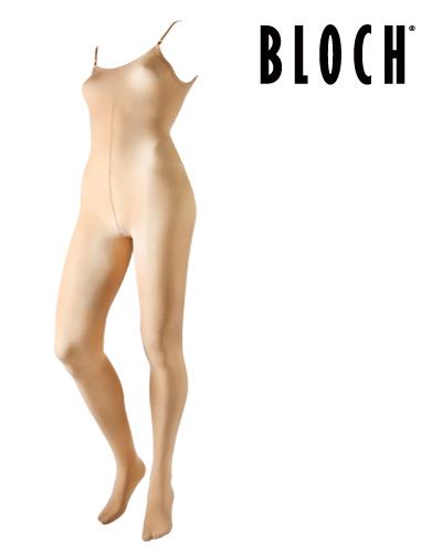 Tanečné oblečenie Dospelí Baletné oblečenie Dresy BLOCH LADIES CONVERTIBLE BODY STOCKING