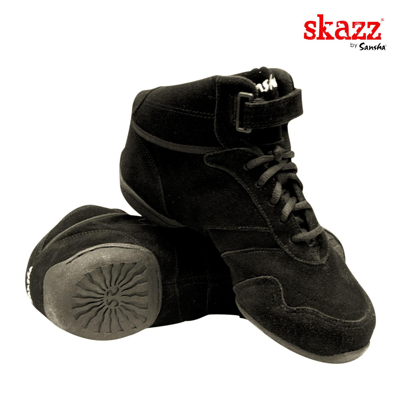 5659c363d845 image loader Tanečné topánky Dospelí Sneakery Sansha BOOMEVILLE