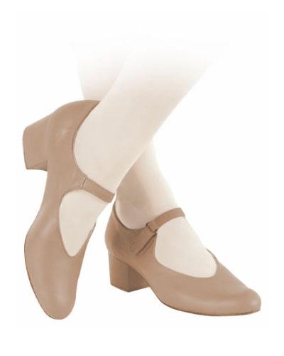 Tanečné topánky Dospelí Charakterová obuv  Sansha MYRTHA