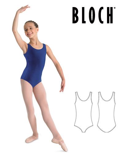 Tanečné oblečenie Deti Baletné oblečenie Dresy BLOCH TUTU