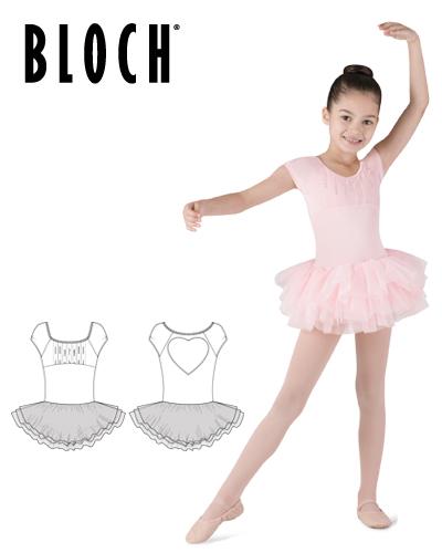 Tanečné oblečenie Deti Baletné oblečenie  BLOCH IFE
