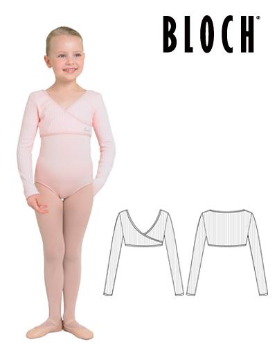 Tanečné oblečenie Deti Baletné oblečenie Svetríky, overaly a štucne BLOCH BONNIE
