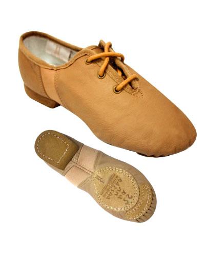 Tanečné topánky Dospelí Jazzová obuv  Sansha Tivoli kožené