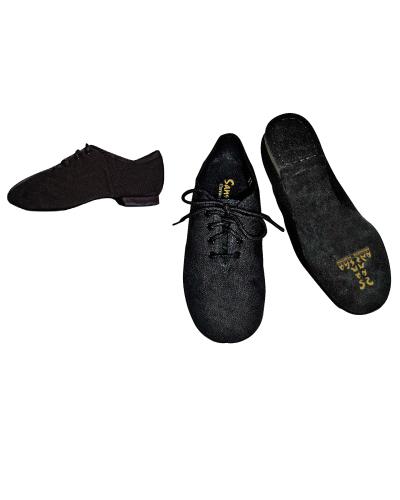 Tanečné topánky Deti Jazzová obuv  Sansha Carrousel