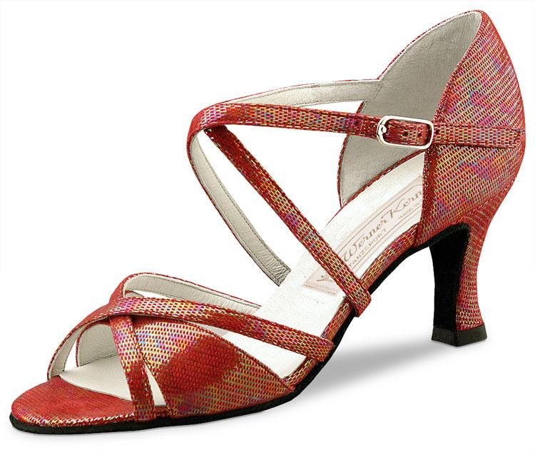 Tanečné topánky Dospelí Spoločenkárska obuv (LATINO)  Werner Kern JULY