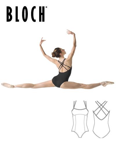Tanečné oblečenie Dospelí Baletné oblečenie Dresy BLOCH ALEXIS