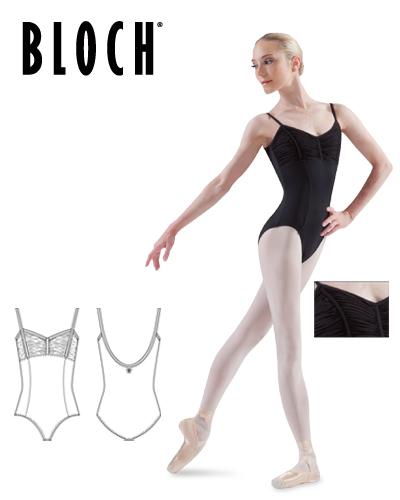 Tanečné oblečenie Dospelí Baletné oblečenie Dresy BLOCH COPPER