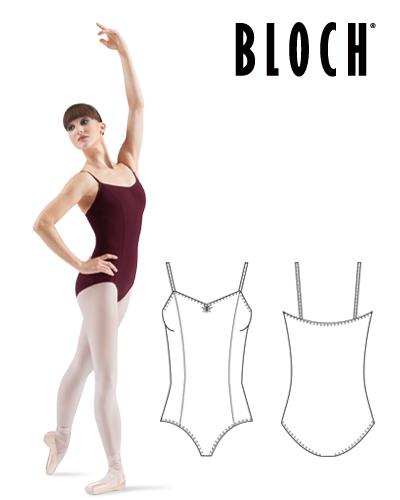 Tanečné oblečenie Dospelí Baletné oblečenie Dresy BLOCH ARPEGGIO