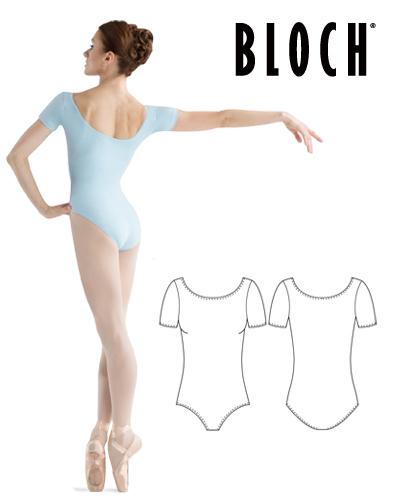 Tanečné oblečenie Dospelí Baletné oblečenie Dresy BLOCH CAVALIER