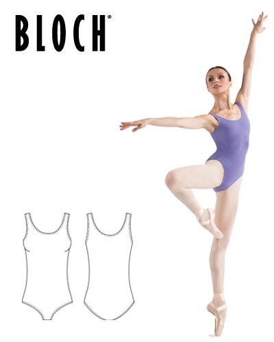 Tanečné oblečenie Dospelí Baletné oblečenie Dresy BLOCH BALLERINA
