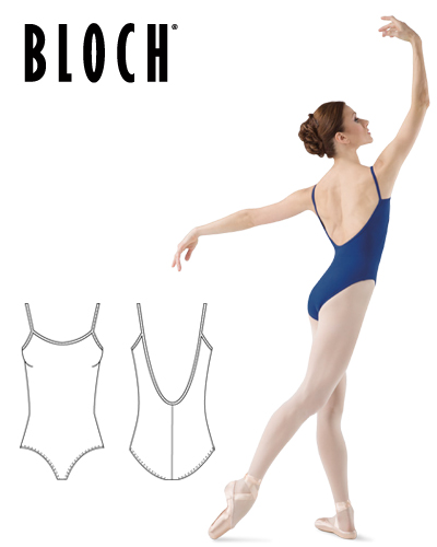 Tanečné oblečenie Dospelí Baletné oblečenie Dresy BLOCH SISSONE