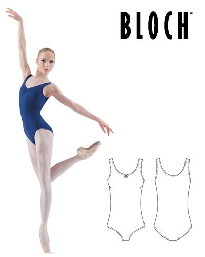 Tanečné oblečenie Dospelí Baletné oblečenie Dresy BLOCH ADAGIO