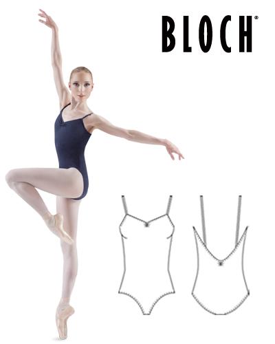 Tanečné oblečenie Dospelí Baletné oblečenie Dresy BLOCH ROYAL