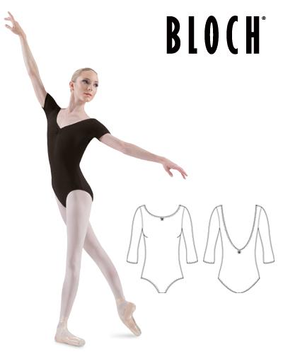 Tanečné oblečenie Dospelí Baletné oblečenie Dresy BLOCH GLISSADE