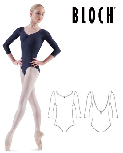 Tanečné oblečenie Dospelí Baletné oblečenie Dresy BLOCH BALLON