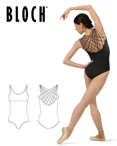 Tanečné oblečenie Dospelí Baletné oblečenie Dresy BLOCH AOLANI