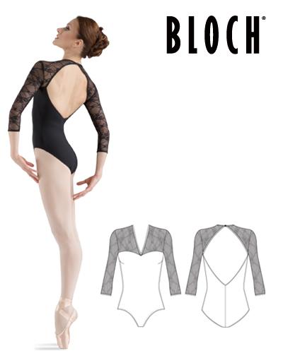 Tanečné oblečenie Dospelí Baletné oblečenie Dresy BLOCH KATE