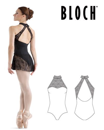 Tanečné oblečenie Dospelí Baletné oblečenie Dresy BLOCH EBO