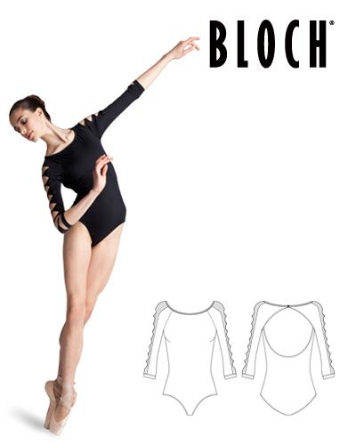 Tanečné oblečenie Dospelí Baletné oblečenie Dresy BLOCH MACIE