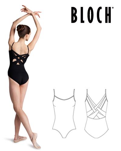 Tanečné oblečenie Dospelí Baletné oblečenie Dresy BLOCH OCTAVIA