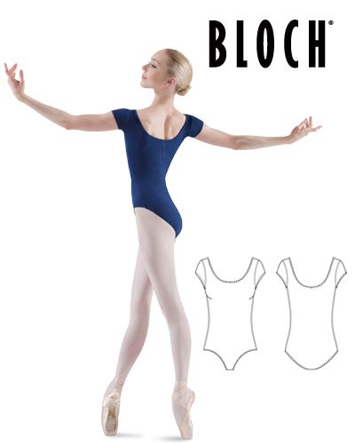 Tanečné oblečenie Dospelí Baletné oblečenie Dresy BLOCH PLAZH