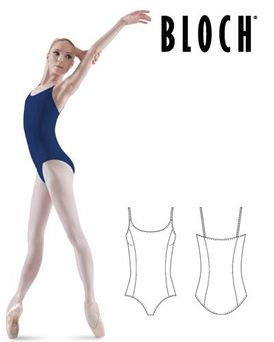 Tanečné oblečenie Dospelí Baletné oblečenie Dresy BLOCH PLAYA