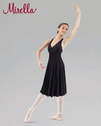 Tanečné oblečenie Dospelí Baletné oblečenie  MIRELLA HALTER DRESS