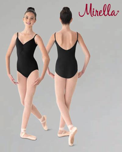 Tanečné oblečenie Dospelí Baletné oblečenie  MIRELLA CAMISOLE LEOTARD