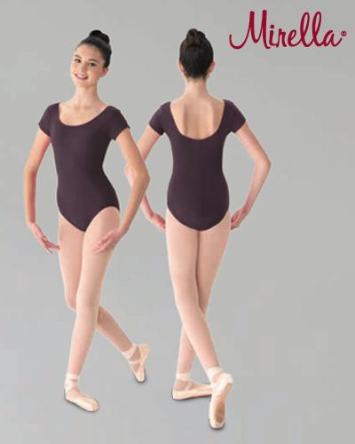 Tanečné oblečenie Dospelí Baletné oblečenie  MIRELLA CAP SLEEVE LEOTARD