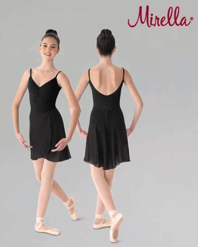 Tanečné oblečenie Dospelí Baletné oblečenie  MIRELLA GEORGETTE WRAP SKIRT