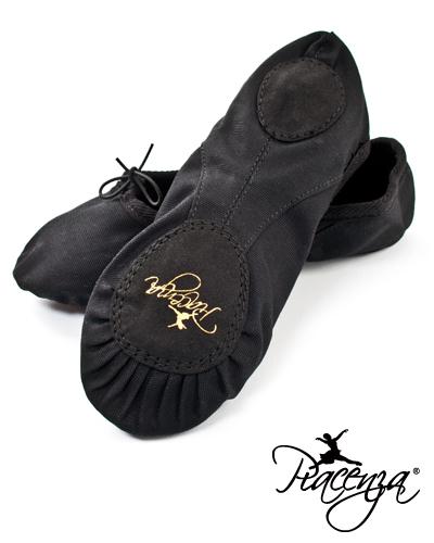 Tanečné topánky Deti Baletná obuv  Piacenza Piškoty PIACENZA