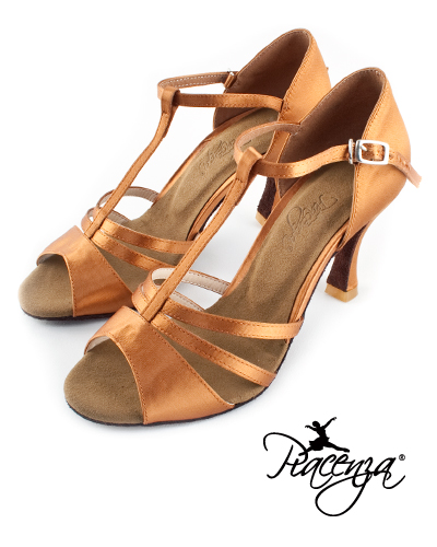 Tanečné topánky Dospelí Spoločenkárska obuv (LATINO)  Piacenza ANGELA