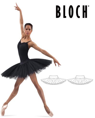 Tanečné oblečenie Dospelí Baletné oblečenie Baleríny BLOCH BELLE
