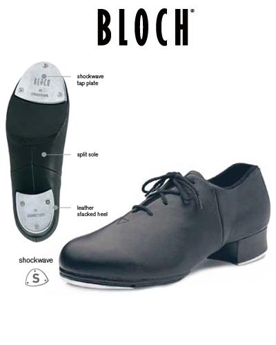 Tanečné topánky Dospelí Steperská obuv  BLOCH TAP - FLEX