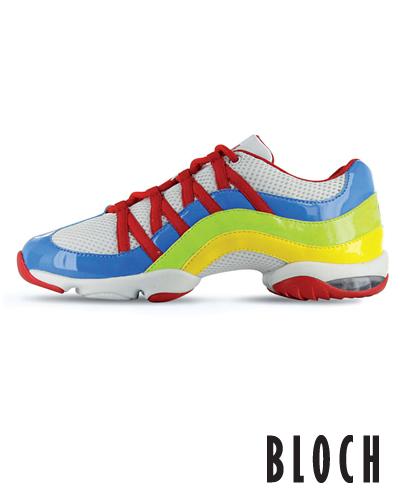 Tanečné topánky Dospelí Sneakery  BLOCH Wave