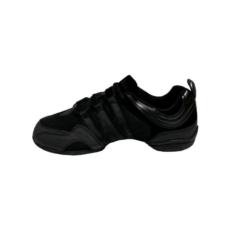 5f2c8880a4a1 image loader Tanečné topánky Dospelí Sneakery Sansha SOLO NERO