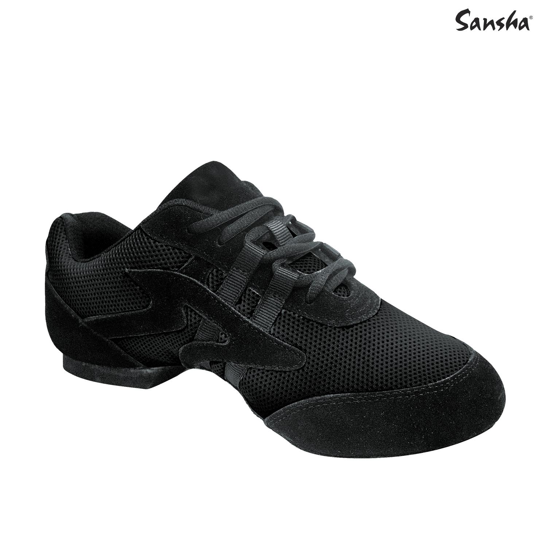 e471bff41427 image loader Tanečné topánky Dospelí Jazzová obuv Sansha Salsette 1